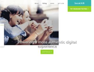 forums.sharethis.com screenshot