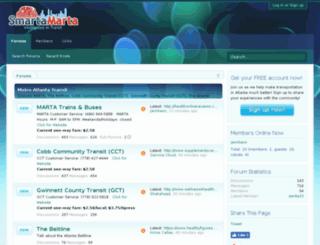 forums.smartamarta.com screenshot