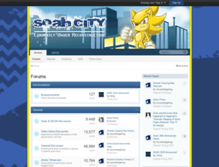 forums.soahcity.com screenshot