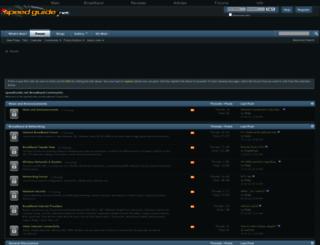 forums.speedguide.net screenshot