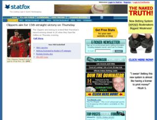 forums.statfox.com screenshot