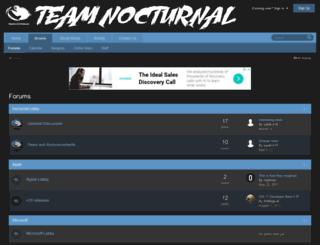 forums.team-nocturnal.com screenshot