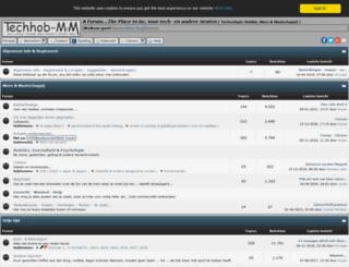 forums.techhob.be screenshot