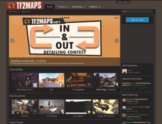 forums.tf2maps.net screenshot