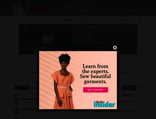 forums.threadsmagazine.com screenshot