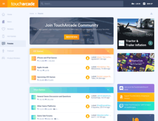 forums.toucharcade.com screenshot