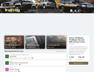forums.trailvoy.com screenshot