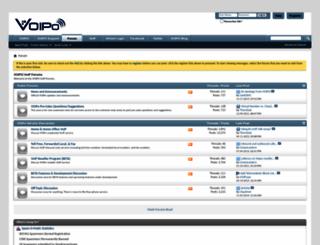 forums.voipo.com screenshot