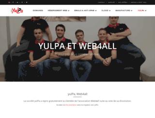 forums.web4all.fr screenshot