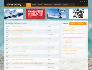 forums.windsurfing.nl screenshot