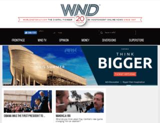 forums.wnd.com screenshot