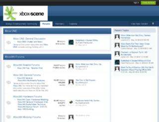 forums.xbox-scene.com screenshot