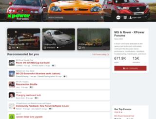 forums.xpowerforums.com screenshot