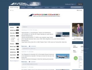 forums1.avsim.net screenshot