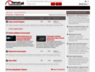 forumsamochodowe.pl screenshot