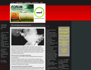 forumtigaraelectronica.wordpress.com screenshot