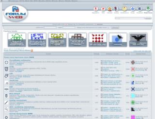 forumweb.pl screenshot