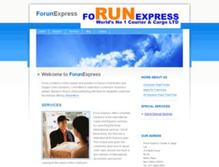 forunindia.com screenshot