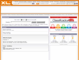 foruns.xl.pt screenshot