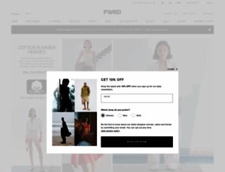 forwardforward.com screenshot