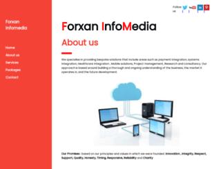 forxan.biz screenshot
