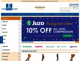 foryourlegs.com screenshot