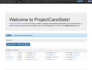 forza5.forzastats.com screenshot
