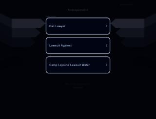 forzespeciali.it screenshot