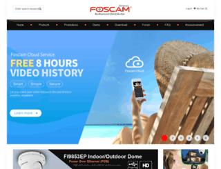 foscam.my screenshot