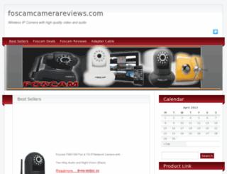 foscamcamerareviews.com screenshot