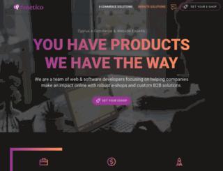 fosetico.com screenshot