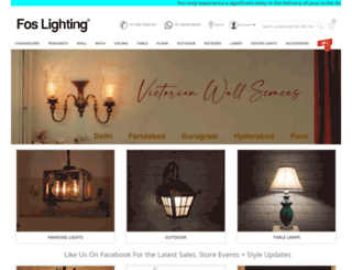 foslighting.com screenshot