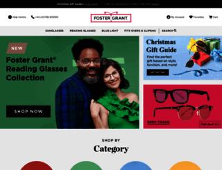 fostergrant.co.uk screenshot