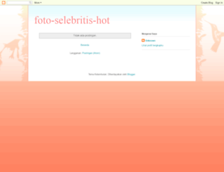 foto-selebritis-hot.blogspot.com screenshot
