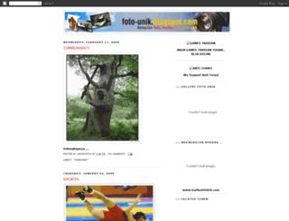 foto-unik.blogspot.com screenshot