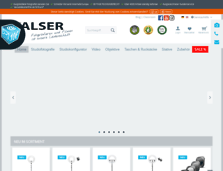 foto-walser.biz screenshot