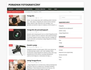 foto.bieszczady.pl screenshot