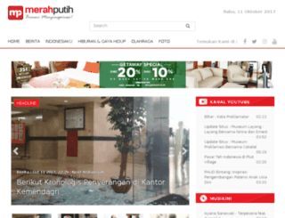 foto.merahputih.com screenshot