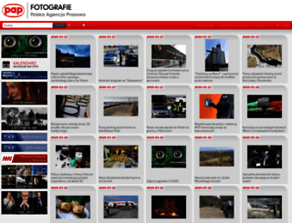 foto.pap.pl screenshot