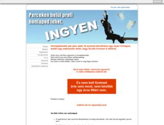 fotoajandek.5mp.eu screenshot
