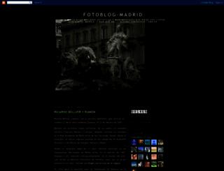 fotoblog-madrid-josamez.blogspot.com screenshot
