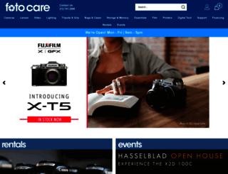 fotocare.com screenshot