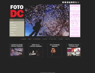 fotodc.org screenshot