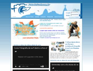 fotodosurf.com screenshot
