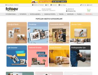fotoev.com screenshot