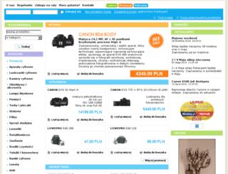 fotoexpert.pl screenshot