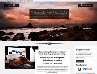 fotofreak.ch screenshot