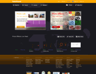 fotofriend.com screenshot