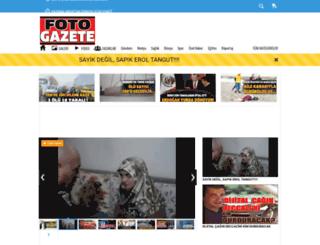 fotogazete.net screenshot