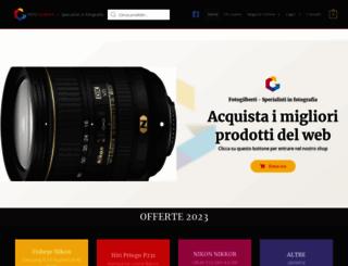 fotogilberti.com screenshot